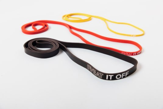 sweat it off resistance pull up bands